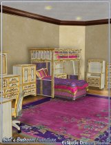 Amazon.com: girls bedroom sets: Home & Kitchen